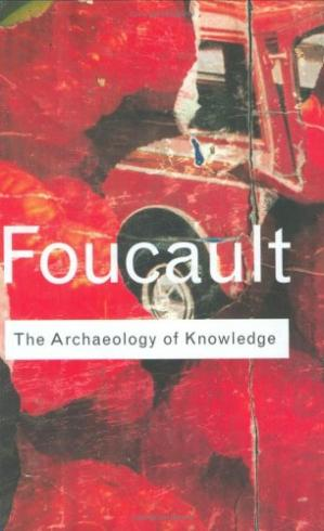 Book cover The Archaeology of Knowledge