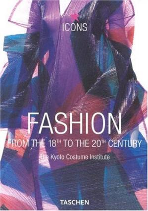Обложка книги Fashion: From the 18th to the 20th Century