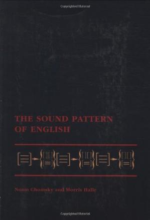 Book cover The Sound Pattern of English