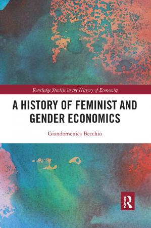 Book cover A History Of feminist And Gender Economics