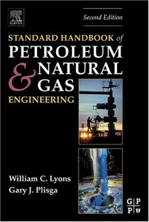 Couverture du livre Standard handbook of petroleum and natural gas engineering