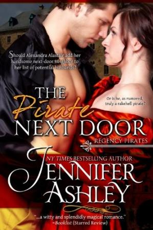 Book cover The Pirate Next Door