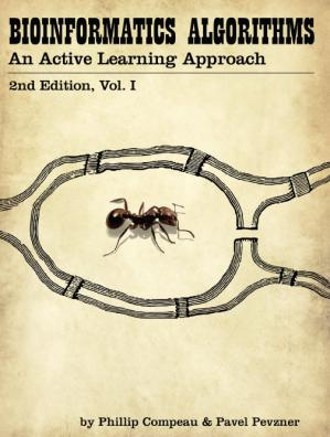 Book cover Bioinformatics Algorithms: An Active Learning Approach