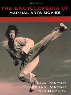 Book cover The Encyclopedia of Martial Arts Movies