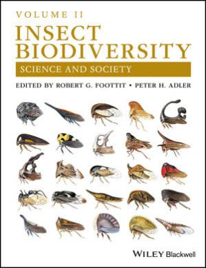 Book cover Insect biodiversity: science and society