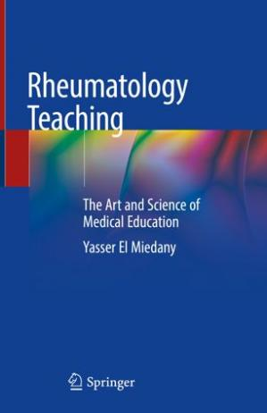 Okładka książki Rheumatology Teaching: The Art and Science of Medical Education