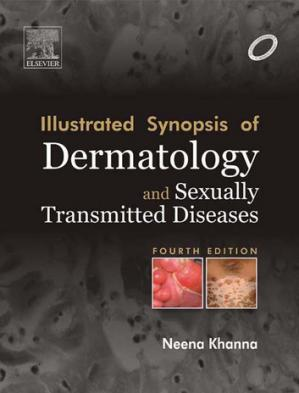 Обложка книги Illustrated Synopsis Of Dermatology and Sexually Transmitted Diseases