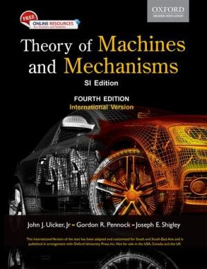 Buchdeckel Theory Of Machine And Mechanisms Si Edition solution manual