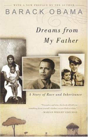Обложка книги Dreams from My Father: A Story of Race and Inheritance