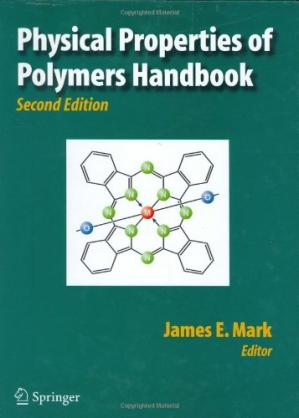Book cover Physical Properties of Polymers Handbook, 2nd edition