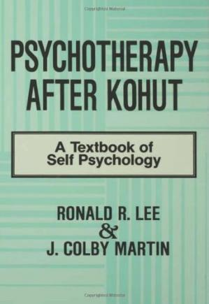 书籍封面 Psychotherapy After Kohut: A Textbook of Self Psychology