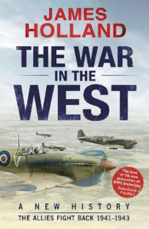 Couverture du livre The War in the West: A New History Volume 2, . the Allies Fight Back 1941-43
