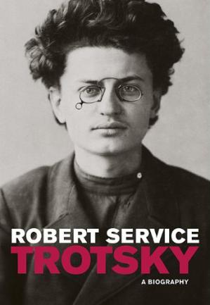 Book cover Trotsky: A Biography
