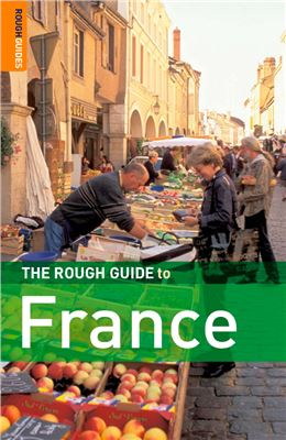 Book cover The Rough Guide to France