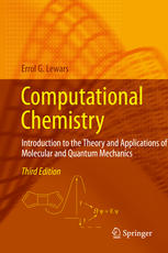 Book cover Computational Chemistry: Introduction to the Theory and Applications of Molecular and Quantum Mechanics