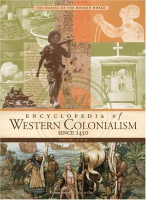 Book cover Encyclopedia of Western Colonialism Since 1450