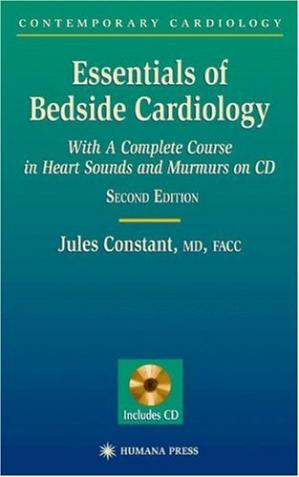 Book cover Essentials of Bedside Cardiology