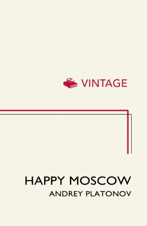 Book cover Happy Moscow