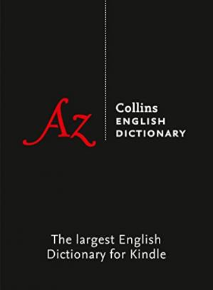 Book cover Collins English Dictionary Complete and Unabridged