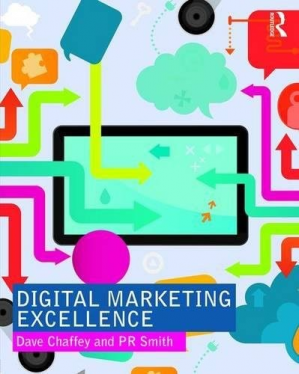 Book cover Digital Marketing Excellence: Planning, Optimizing and Integrating Online Marketing