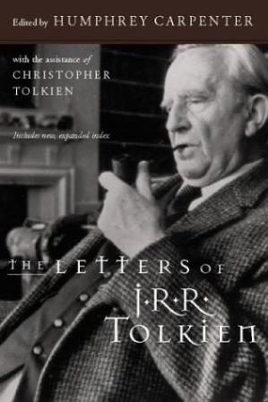 书籍封面 The letters of J.R.R. Tolkien: a selection