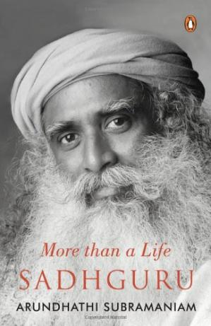 Book cover Sadhguru: More Than a Life