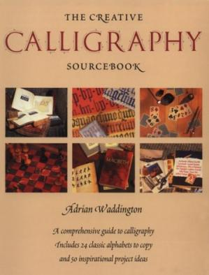 Buchdeckel The Creative Calligraphy Sourcebook