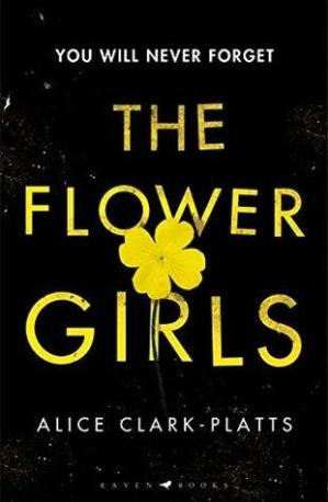 Book cover The Flower Girls