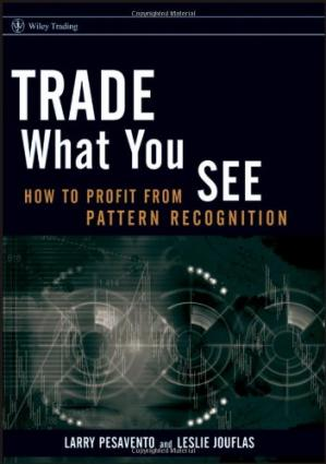 Portada del libro Trade What You See: How To Profit from Pattern Recognition