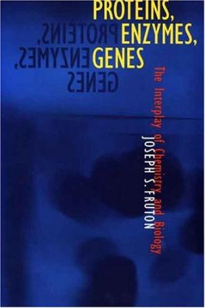 Copertina Proteins, Enzymes, Genes: The Interplay of Chemistry and Biology