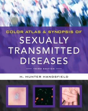 Обложка книги Color Atlas & Synopsis of Sexually Transmitted Diseases