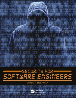 Book cover Security for Software Engineers