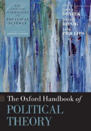 Book cover The Oxford Handbook of Political Theory
