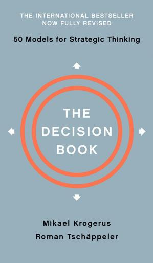 Sampul buku The Decision Book: Fifty Models for Strategic Thinking