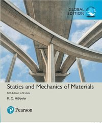Copertina Statics and mechanics of materials (global Ed.)