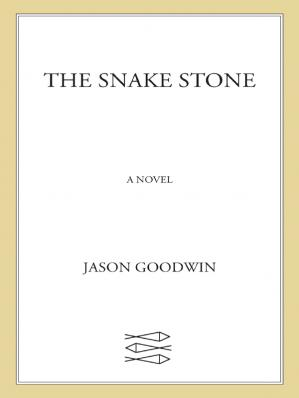Book cover The Snake Stone