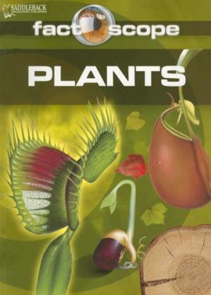 Book cover Plants, Factoscope