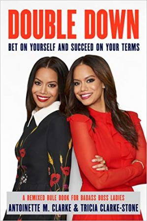 Book cover Double Down: Bet on Yourself and Succeed on Your Terms