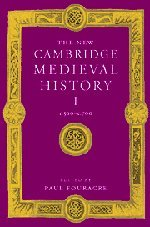 Εξώφυλλο βιβλίου The New Cambridge Medieval History: Volume 1, c.500-c.700