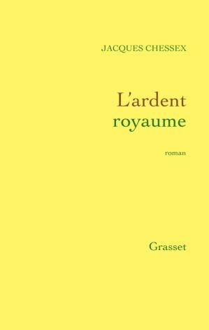 Book cover L'ardent royaume