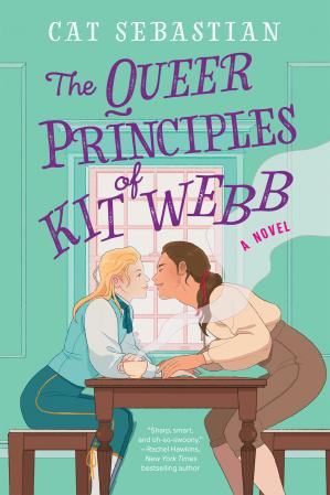 Book cover The Queer Principles of Kit Webb