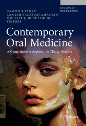 Copertina Contemporary Oral Medicine: A Comprehensive Approach to Clinical Practice