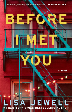 Book cover Before I Met You: A Novel