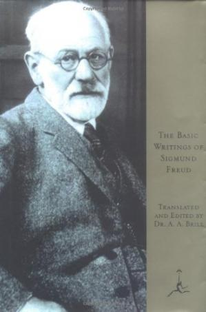 A capa do livro The Basic Writings of Sigmund Freud