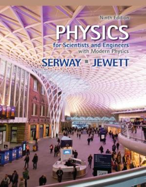 Sampul buku Physics for Scientists and Engineers