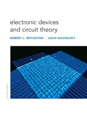 Book cover Electronic Devices and Circuit Theory (11th Edition)