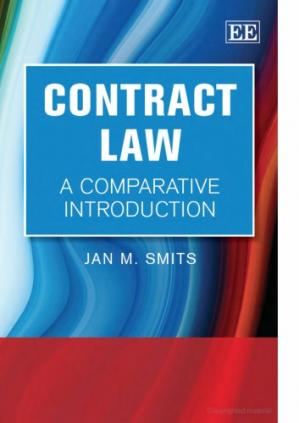 Book cover Contract law: a comparative introduction