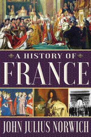 Book cover A History of France