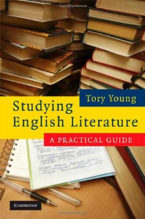 Buchdeckel Studying English Literature: A Practical Guide