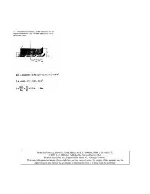 Buchdeckel Mechanics of Materials(Solutions)